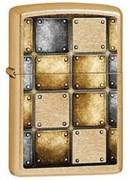 Широкая зажигалка Zippo Metal Design 28539