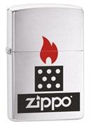 Широкая зажигалка Zippo Chimney 28782