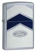 Широкая зажигалка Zippo Ford 24547