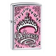 Широкая зажигалка Zippo Princess 24313
