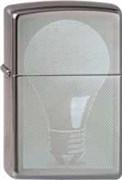 Широкая зажигалка Zippo Bulb-Gradiant 150