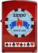 Широкая зажигалка Zippo Classic 21200