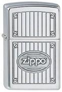 Широкая зажигалка Zippo MTL 283