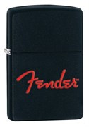 Широкая зажигалка Zippo Fender 28734
