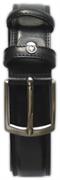 Ремень черный 110 см. Zippo 84781 BL-100