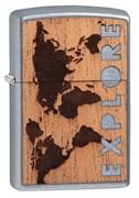 Зажигалка ZIPPO Woodchuck 49171