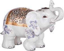 "Фигурка-слон белый ""Целомудрие"" 41*18 см H=28 см"