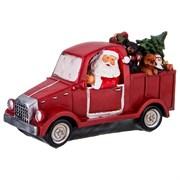 """Фигурка """"Санта с подарками"""" 35*13.5*18.5 см с led-подсветкой"""