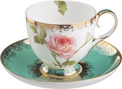 """Чайный набор """"Амелия"""" на 1 персону 2 пр. 230 мл"""