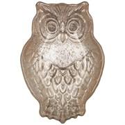 """Блюдо """"Owl"""" shampain 17х12х3,5 см без упаковки"""