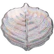 "Блюдо ""Luster leaf"" rainbow 21 см без упаковки"