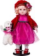 Кукла фарфоровая H=36 см