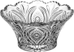"""Конфетница """"Muza crystal"""" 13*13 см H=6,5 см"""