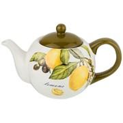 """Чайник заварочный """"Лемон три"""" 22,5*13,5 см H=14,5 см / 950 мл"""