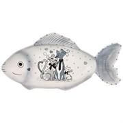 """Блюдо для рыбы """"Ля мур"""" 35,5*15,5 см H=3,5 см"""