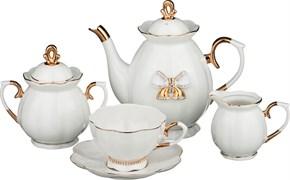 "Чайный сервиз на 6 персон ""Venezia"" 15 пр. 950/400/170/240 мл"