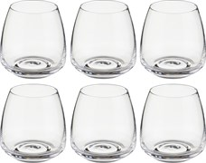 "Набор стаканов для виски из 6  шт ""Alizee/anser"" 400 мл H=9,5 см"