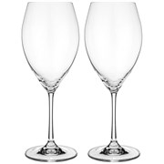 "Набор бокалов для вина из 2 штук ""Sophia"" 490 мл H=24 см"