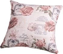 Декоративная подушка 43*43 см , полиэстер 100%,печать