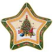 "Блюдо ""Christmas collection"", 17,5х17,5х3,5 см"