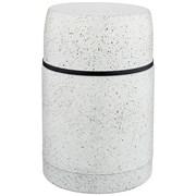 Термос agness с широким горлом и крышкой-чашкой, 500мл, колба нжс