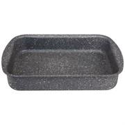 "Форма agness премиум ""Grace""  прямоугольная 35х26x6,5 см , трехслойное покр granit, pfoa free"