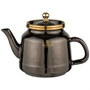 Чайник agness эмалированный, серия тюдор 1,0л