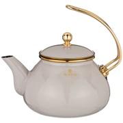 Чайник agness эмалированный, серия тюдор 2,2л