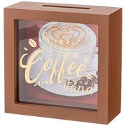 "Копилка коллекция ""Coffee & tea time"" 15*5*15 см"