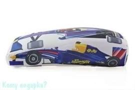 Антистрессовая игрушка «Болид синий», 50х25 см