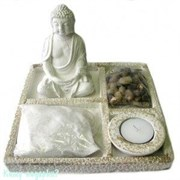 Композиция «Будда», h=19 см