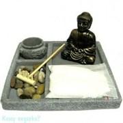 Садик Дзен «Будда», 18,5х18,5 см