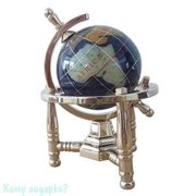 Глобус, 6,5х6,5х9 см