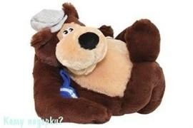 Поющая игрушка «Медвежонок Водила», 24х23 см