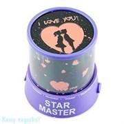 Ночник-проектор «I love you!», 11х12 см