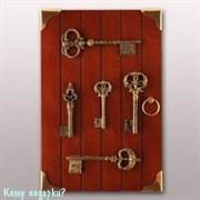 "Ключница ""Старые ключи"", 30х20x6 см"