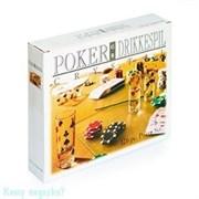Игра «Пьяный покер», 30х25 см, 120 фишек