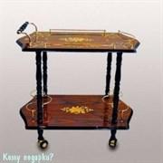 Стол сервировочный, l=75 см, h=78 см