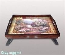 Столик-поднос, 48x33x8,5 см
