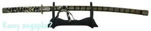Меч самурайский - катана на подставке, l=96 см