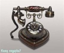 Телефон-ретро, 22x20x23 см