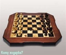 Шахматы, 50х50х3 см