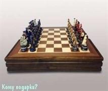 Шахматы «Пираты Карибского моря»
