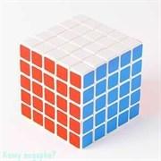 Кубик Рубика 5х5, пластик, 6х6 см
