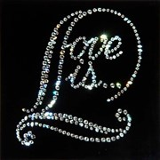 Картина Swarovski «Love is…» 20х20 см