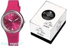 Часы наручные La Geer, d=4 см, сиреневые