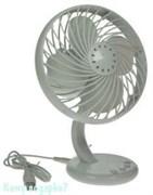 Вентилятор настольный, 16х17х24 см