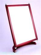 Зеркало настольное квадратное «Red», 17х22 см