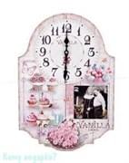 Часы настенные, 29х5х42 см