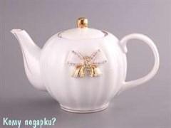 """Заварочный чайник """"Бантик"""", 900 мл"""